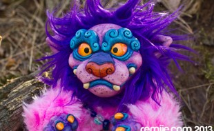 Vuppe the Foo Dog
